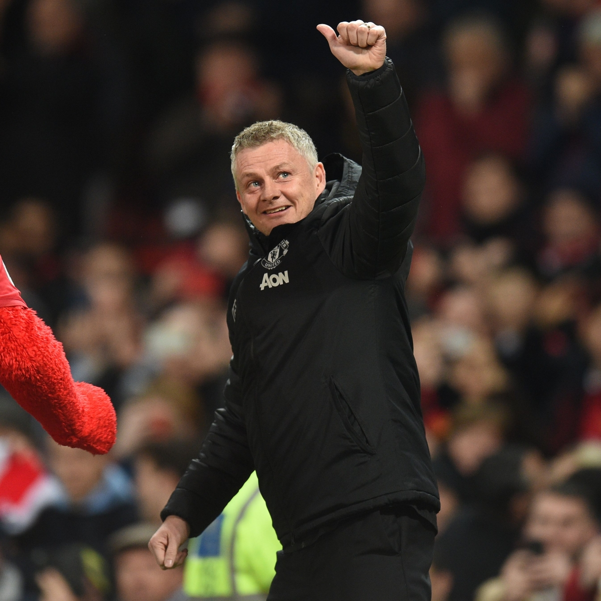 'Ole at the wheel': Manchester United manager Solskjaer aims to compete for title next season