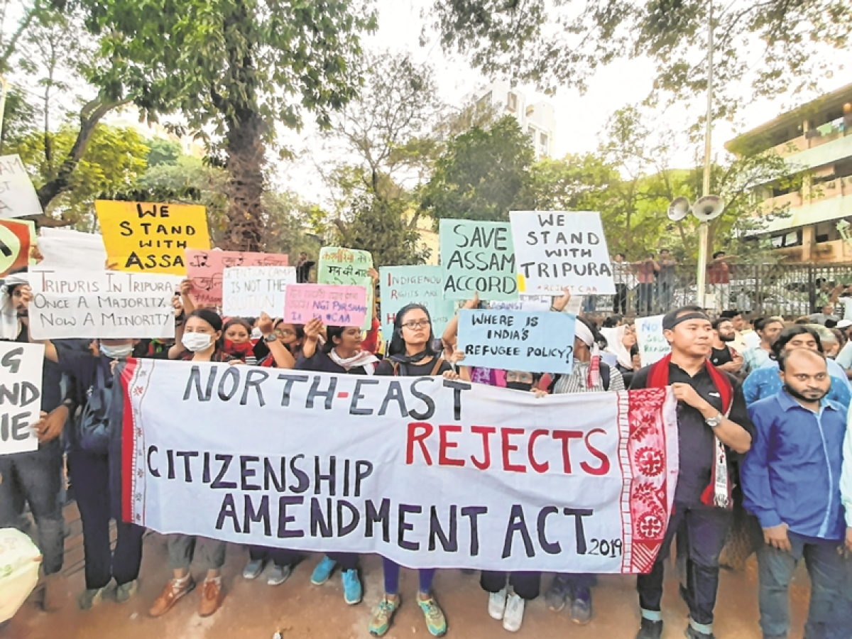 CAA protest: Assault on our culture; city's Assamese