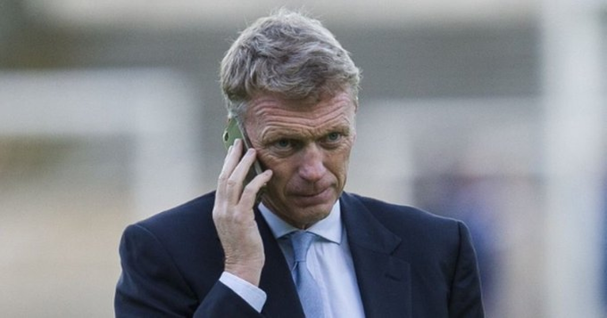 David Moyes reappointed West Ham United manager