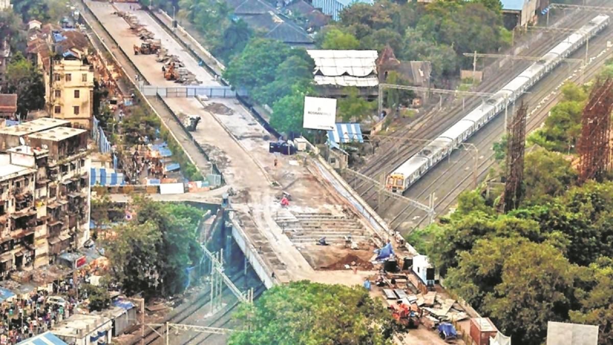 Hancock & Lower Parel railway bridges issue raised in Parliament