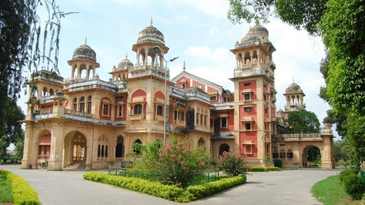 Allahabad varsity: Girls protesting against  sexual harassment held