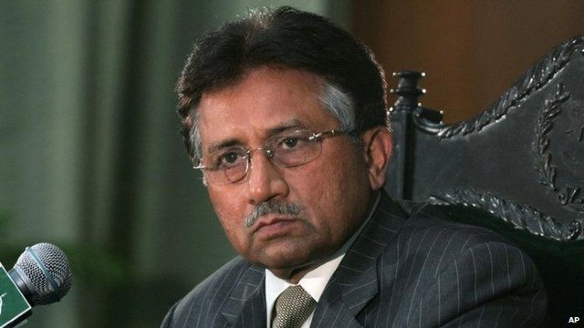 Lahore HC returns Pervez Musharraf's application against his conviction