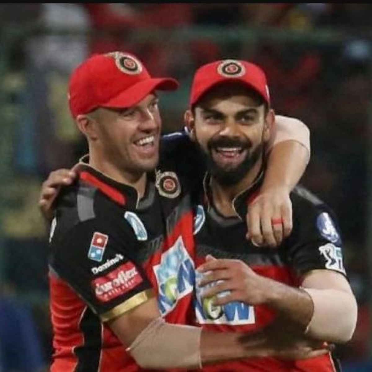 'Good health and lots of love': Virat Kohli showers 'brother' Ab de Villiers with birthday wishes
