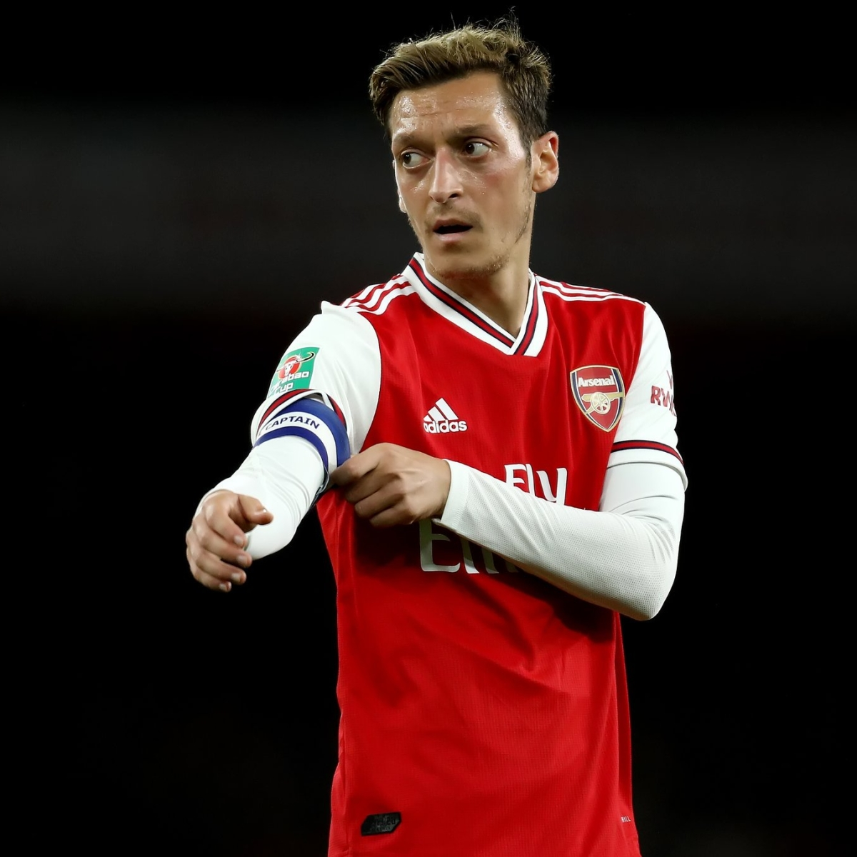'Shame on you': Arsenal's Mesut Ozil disagrees to 12.5% pay cut, draws criticism