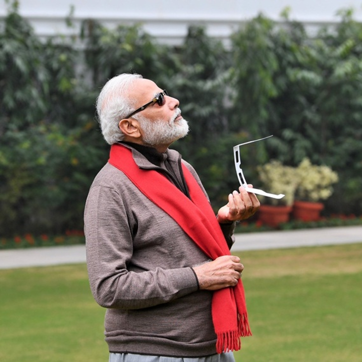 #BrandedFakeer: Twitter trolls PM Modi for wearing sunglasses 'worth Rs 1.6 Lakh'