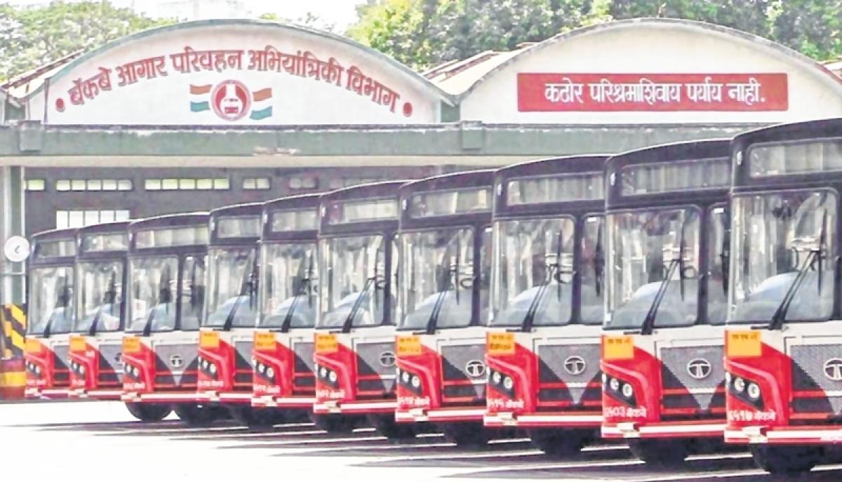 Chaitya Bhoomi: BEST to play extra buses