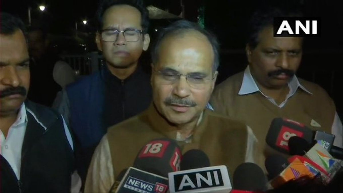 Congress to oppose Citizenship Amendment Bill; Adhir Ranjan Chowdhury calls it 'violation of Constitution'
