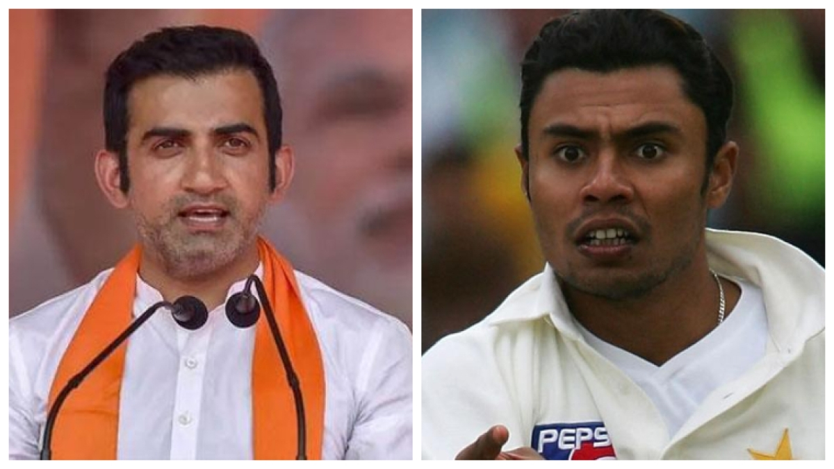 'Azharuddin was captain for such a long time': Gautam Gambhir slams Pak's mistreatment of Danish Kaneria