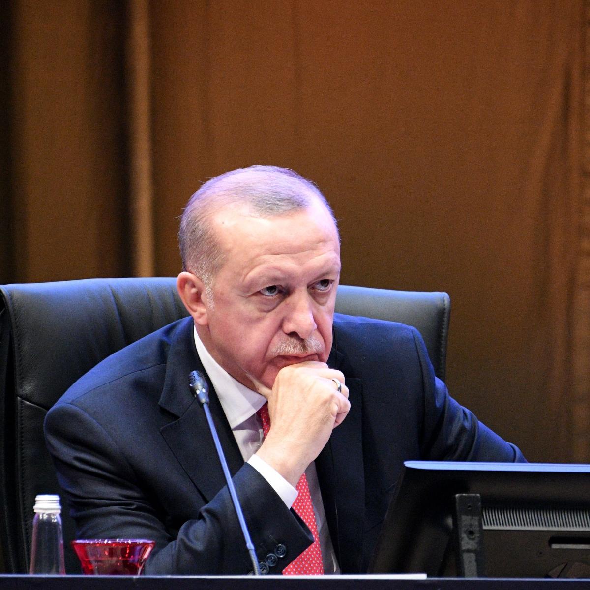 """Syria will pay heavy price"": President Recep Tayyip Erdogan"