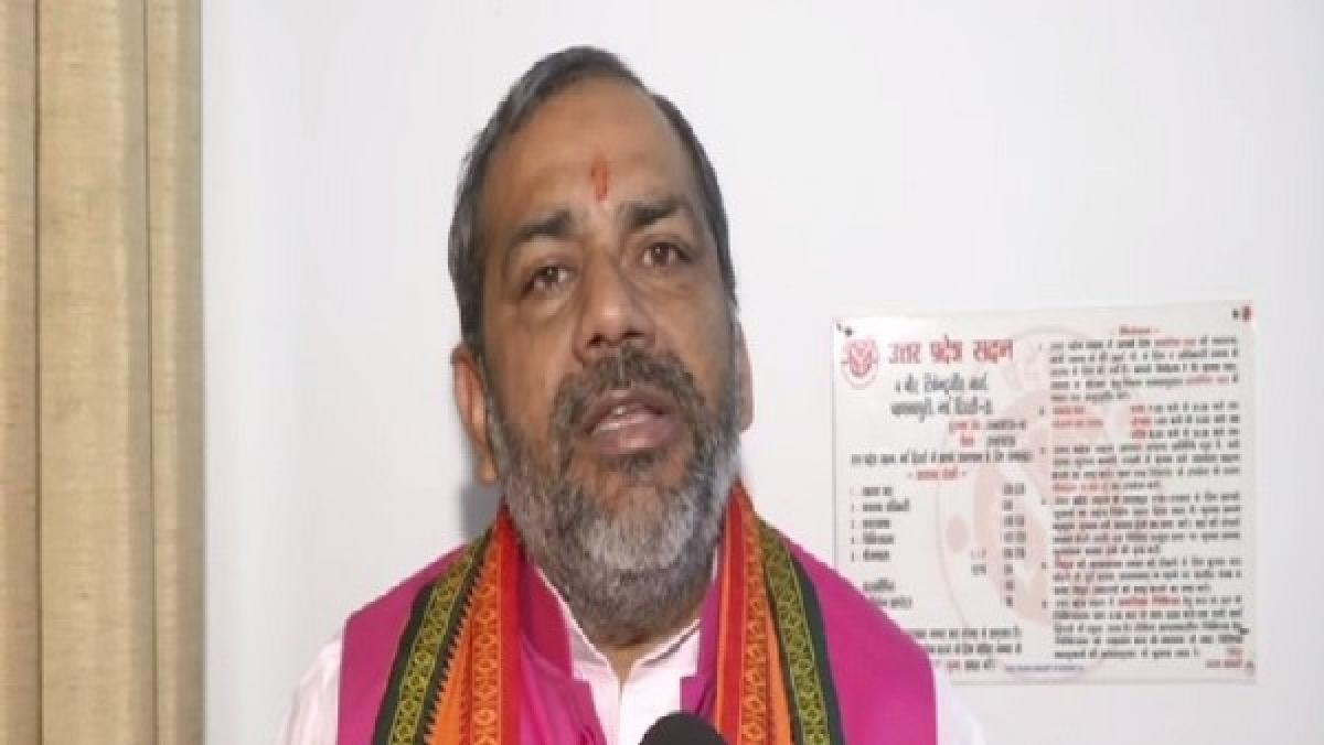 UP Minister Bharala