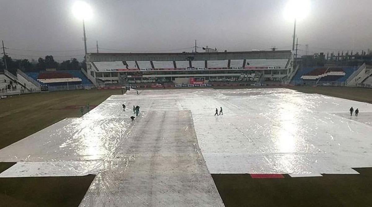 Sri Lanka vs Pakistan: Rain plays spoilsport