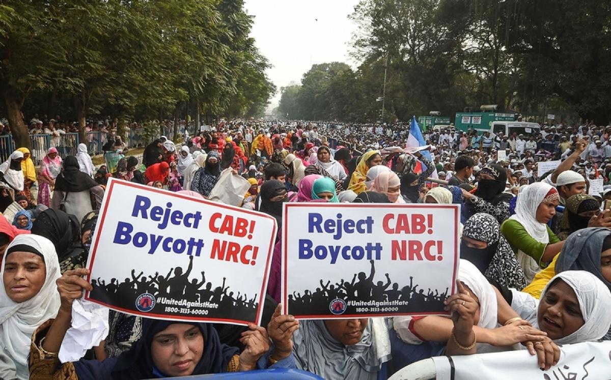 CAB protest: West Bengal catches citizen virus
