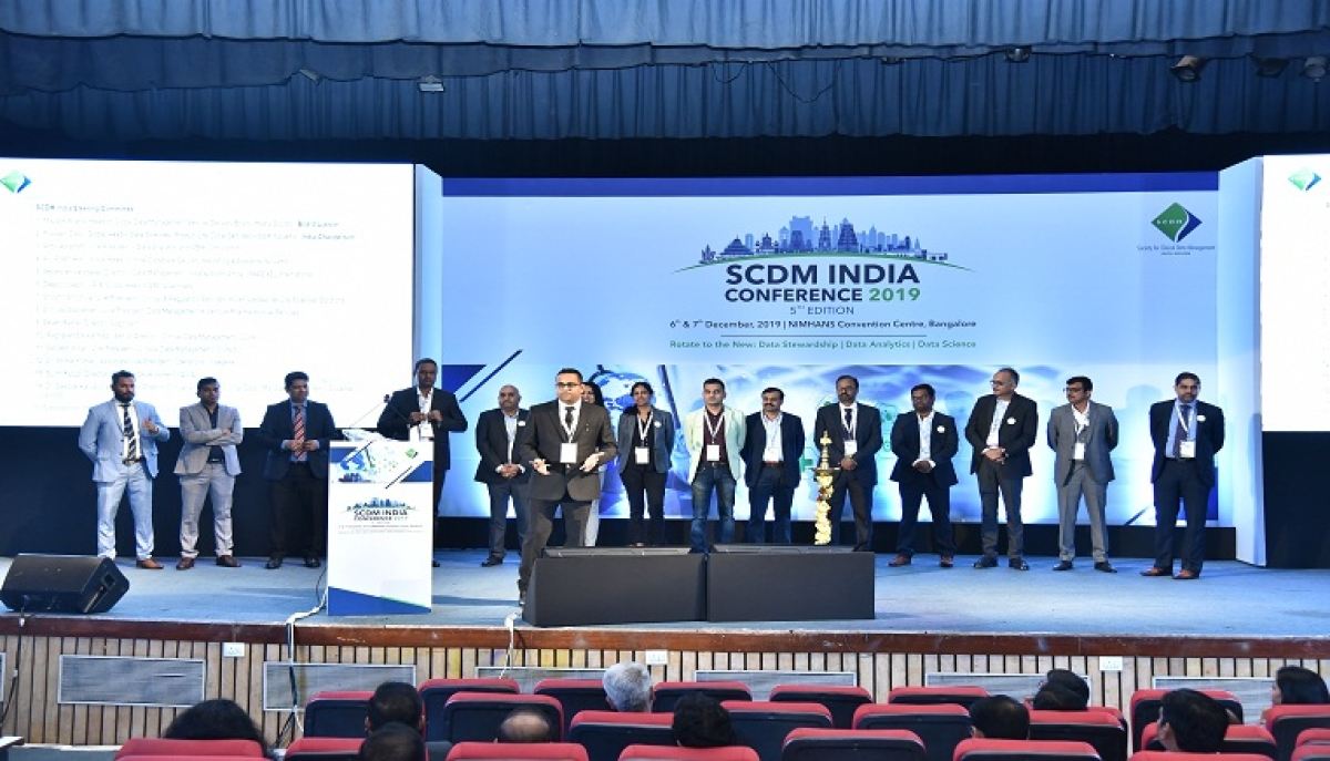 SCDM India Conference concludes on a successful note