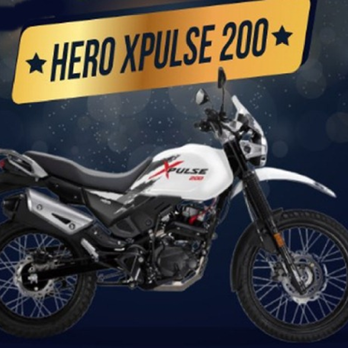 Hero MotoCorp's premium adventure bike - XPulse 200 - awarded coveted 2020 Indian Motorcycle of the Year