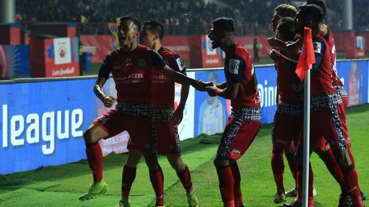 Indian Super League: Jamshedpur steal a point