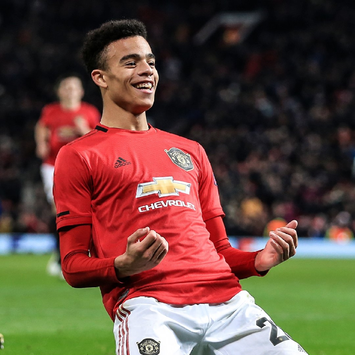 'Unfair to compare with Ronaldo and Rooney': Man Utd manager Ole Solskjaer after praising Mason Greenwood's finishing ability