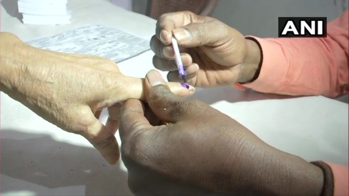 Jharkhand Assembly Poll Updates: 44.65% of votes cast till 1 pm, voting ends in 5 seats