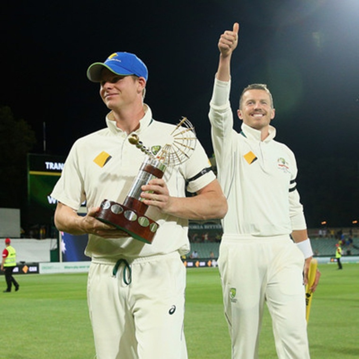 'One of the great team man': Steve Smith, David Warner congratulate Peter Siddle for outstanding career