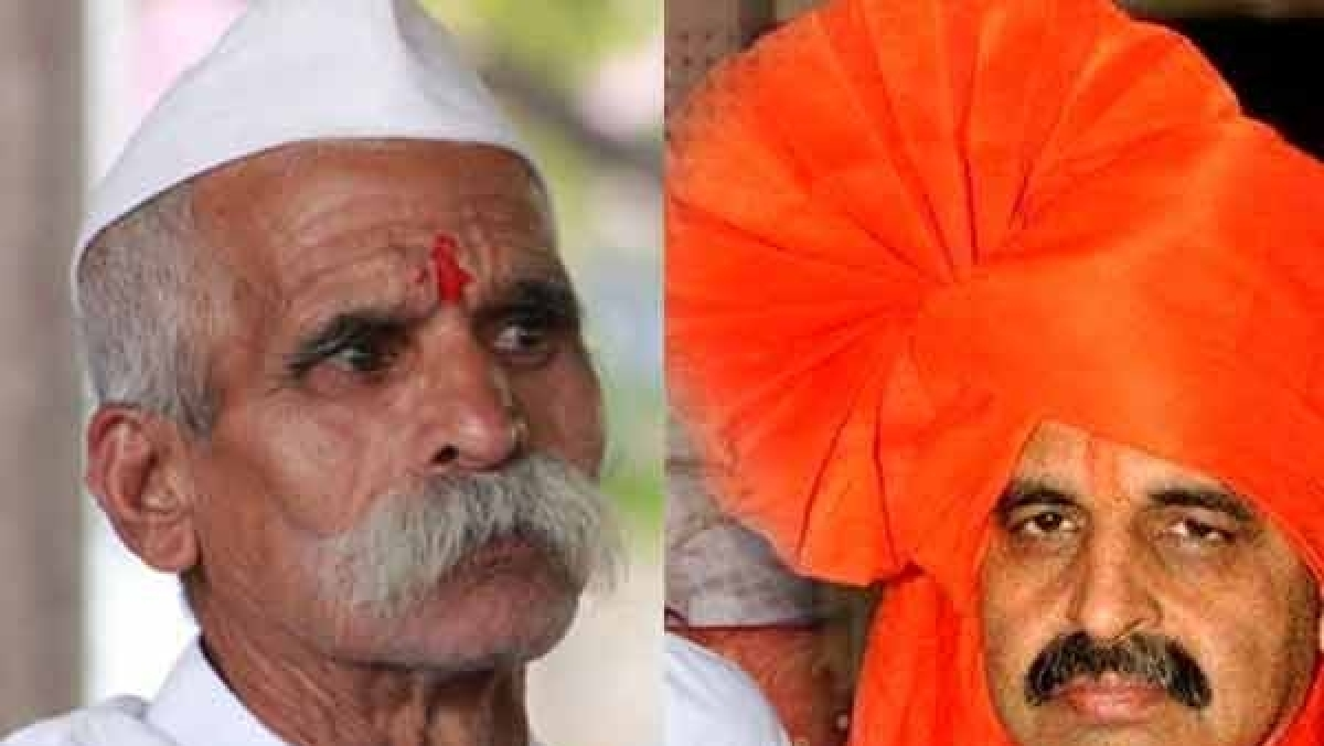 Bhima-Koregaon anniversary: Notice to Milind Ekbote, Sambhaji Bhide ahead of Jan1 event