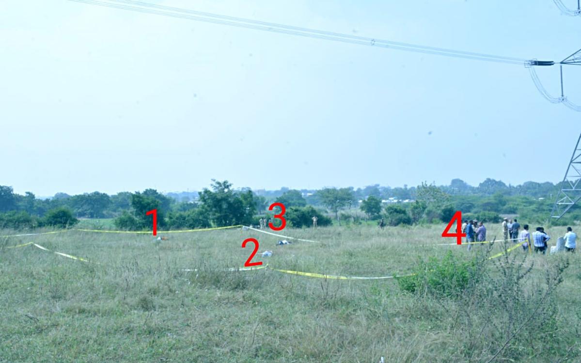 All 4 Hyderabad rape, murder case accused killed in 'encounter'