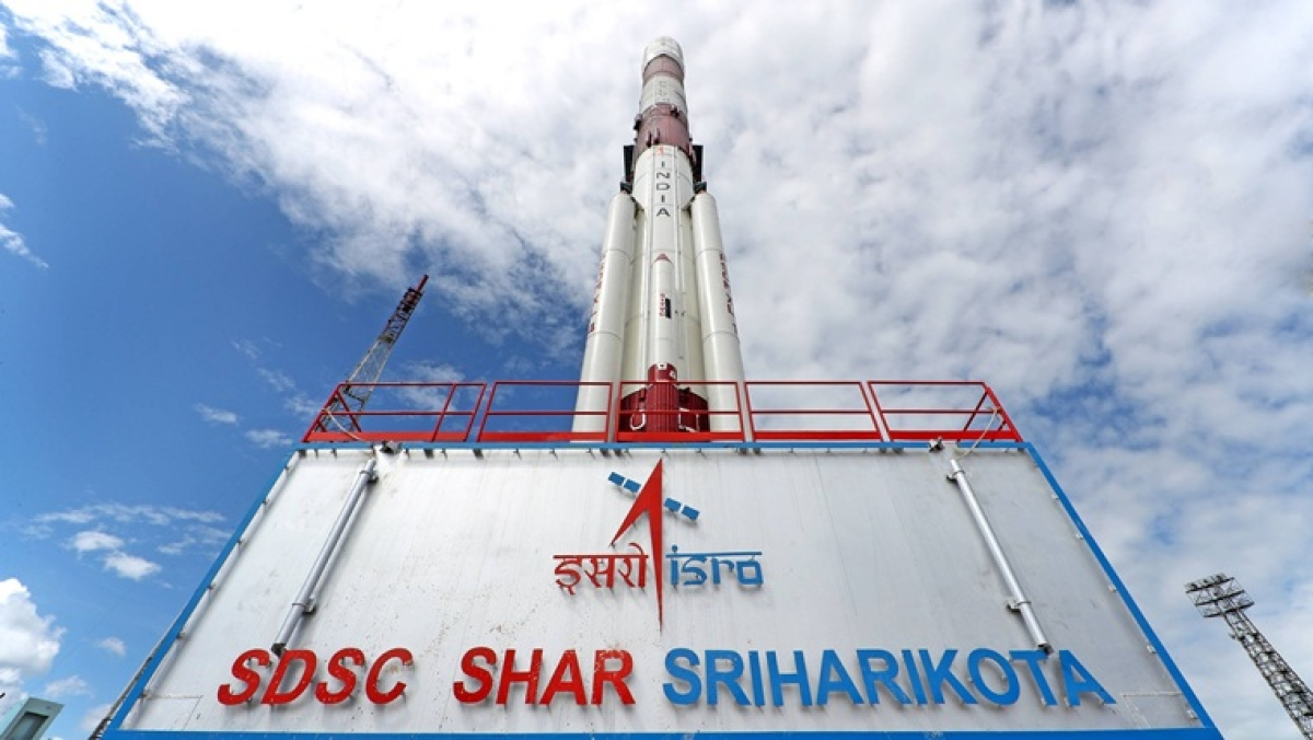 ISRO successfully launches India's most-advanced spy satellite, 9 others into orbit