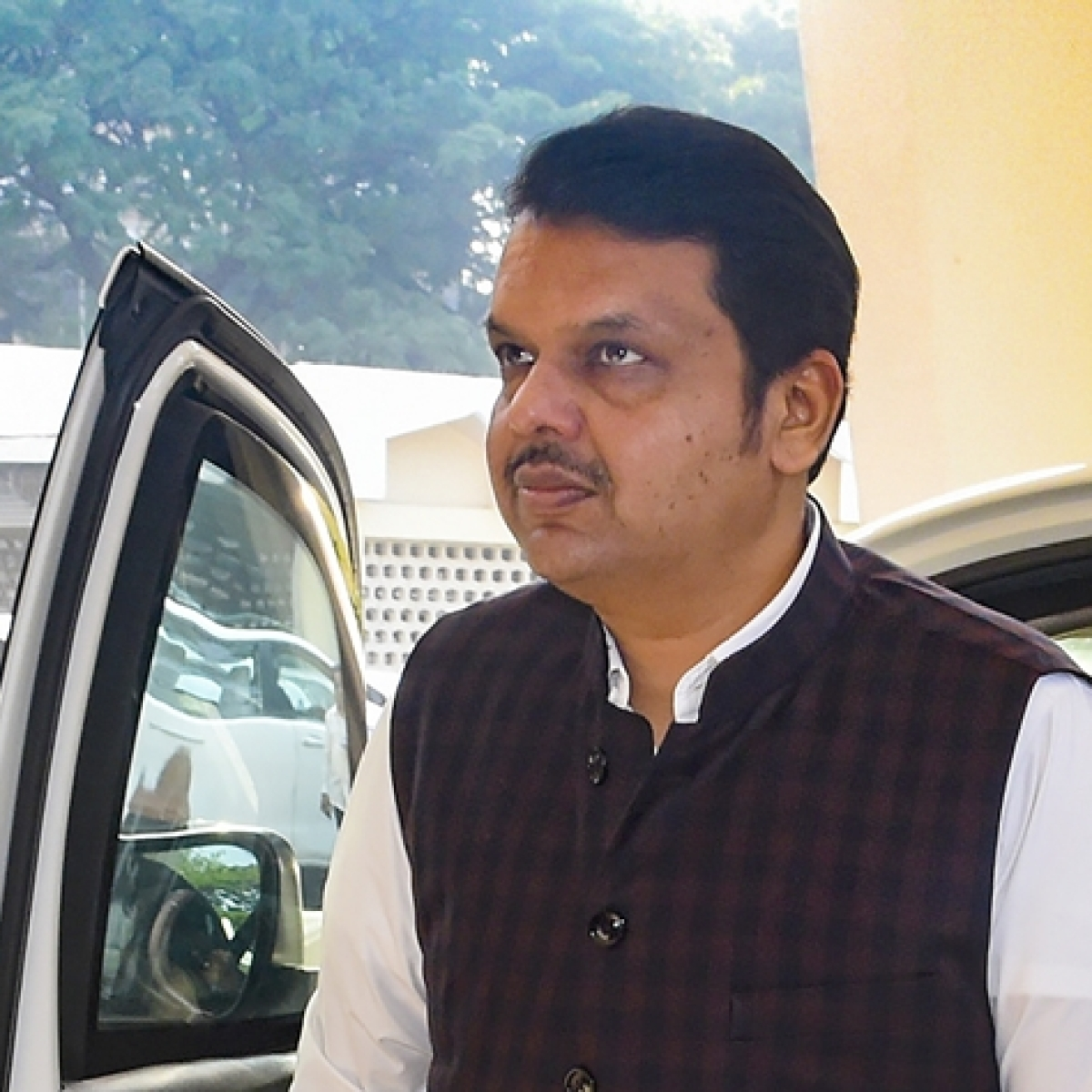Shiv Sena might be wearing bangles, not us: Devendra Fadnavis question's Sena's silence over Waris Pathan's remark