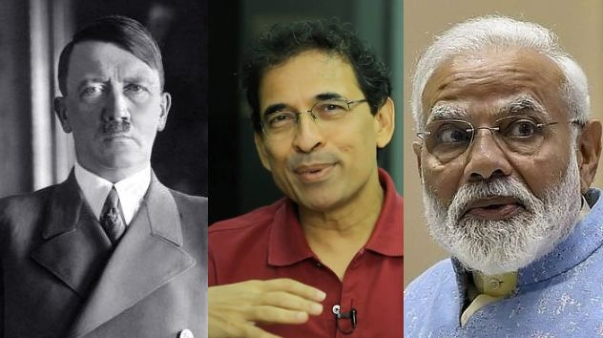 'My India isn't broken, it's a fully functioning democracy': Harsha Bhogle firmly shuts down Nazi analogy