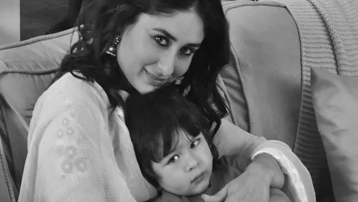 Kareena shares picture of Chef Tim baking the cutest cookies featuring his baby brother