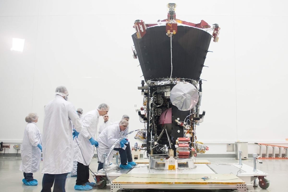 NASA's 'Sun-kissing' Parker spacecraft unlocks solar mystery