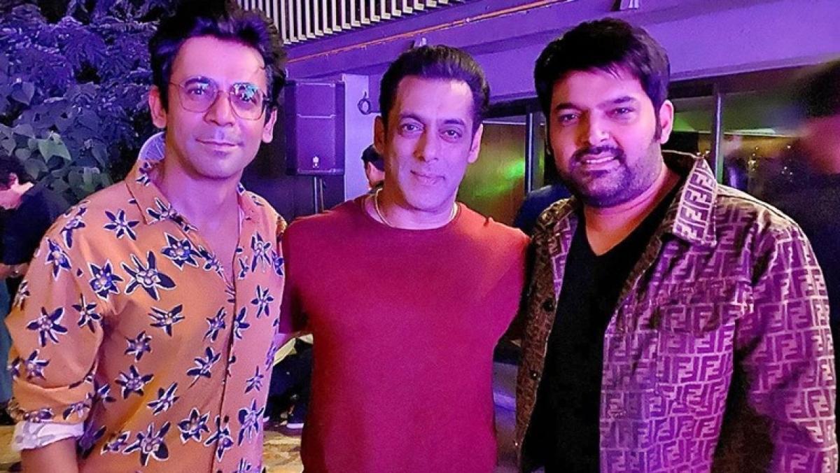 Only Bhai can do this: Salman Khan brings Kapil Sharma and Sunil Grover together