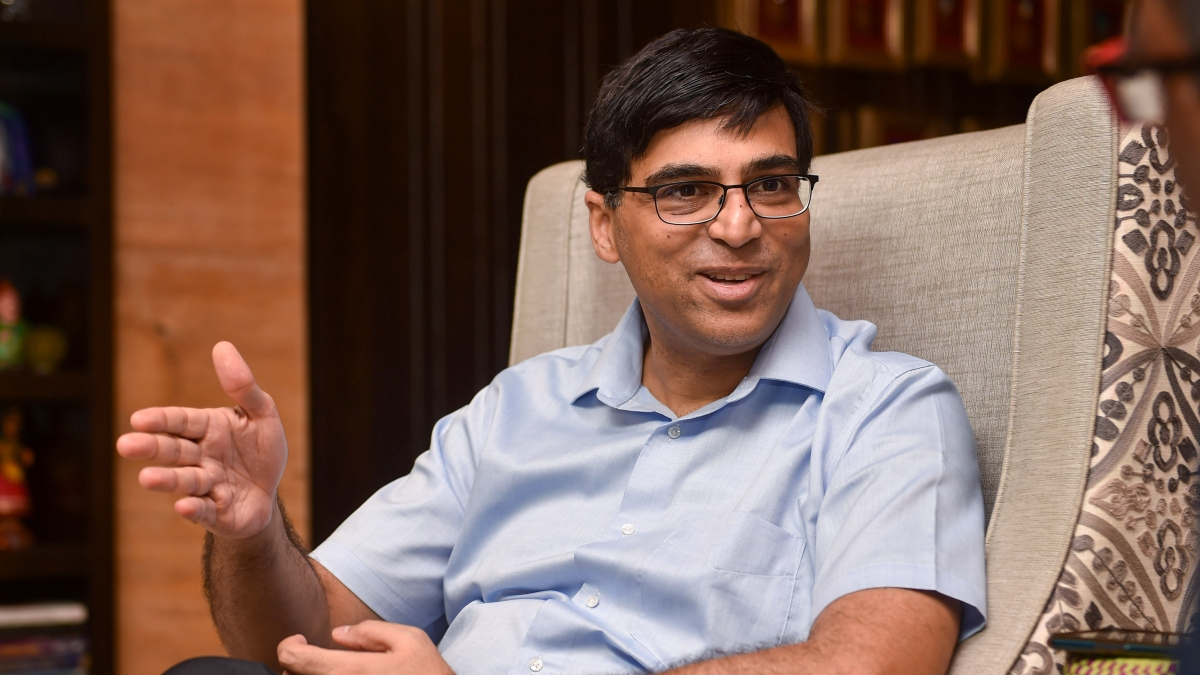 'You can't write a script for this': Viswanathan Anand thrilled after India wins its first Chess Olympiad