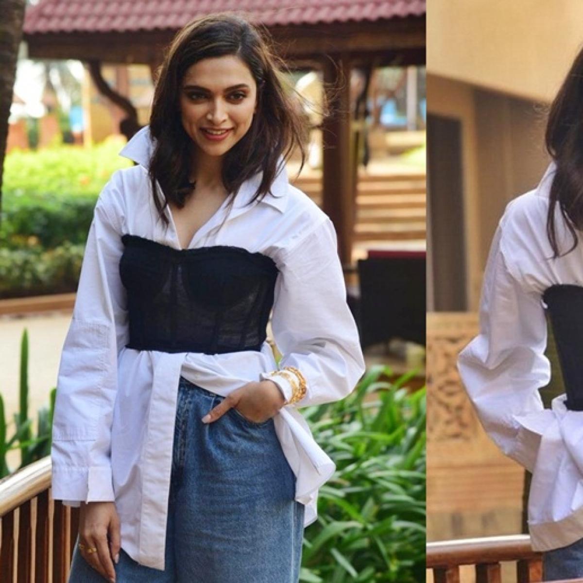 FPJ Fashion Police: Bizarre! Deepika Padukone commits an unforgivable fashion blunder