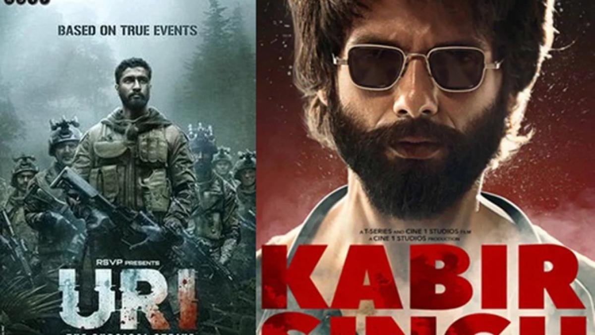2019 recap: From 'Uri: The Surgical Strike' to 'Kabir Singh'- five surprising hits