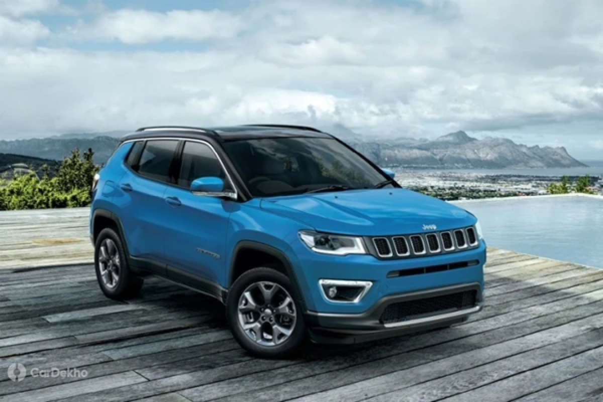 Jeep Compass December Offers: Savings Of Over Rs 2 Lakh