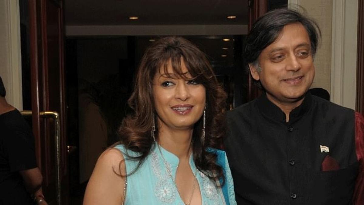 'At least she got to tell her fake story, Sunanda Pushkar wasn't that lucky': BJP Karnataka mocks Shashi Tharoor for backing Jamia student
