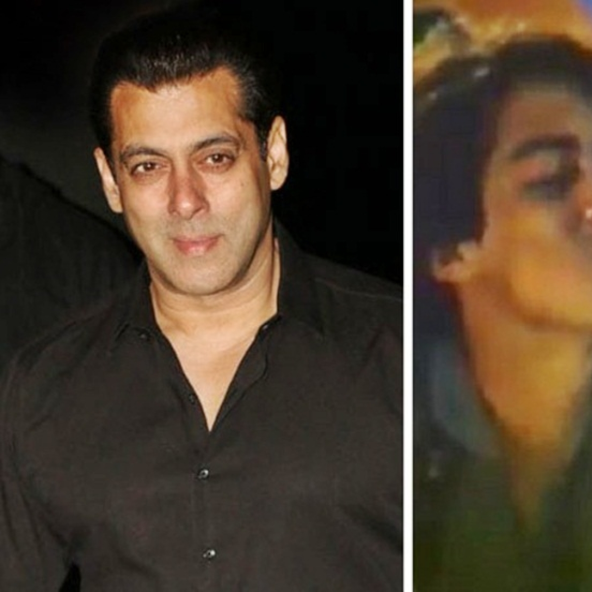 Watch video: Salman Khan reveals he got his first ad while trying to impress a girl
