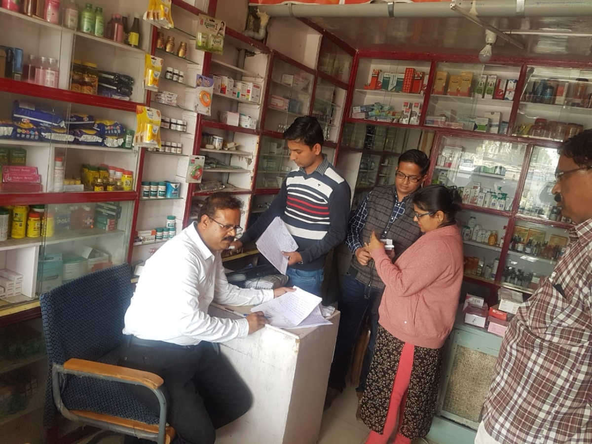 Indore: Chemist shop sealed on selling MTP kits without prescription
