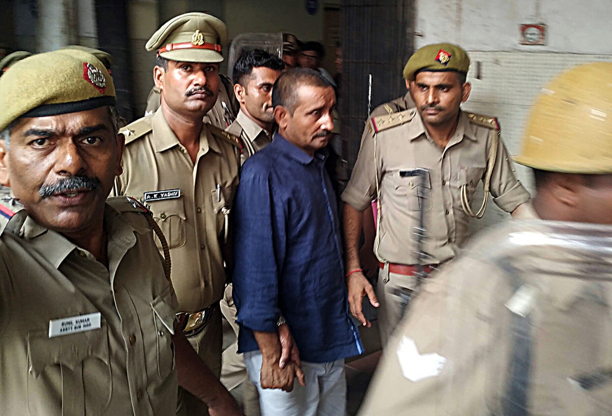Unnao rape case: Kuldeep Sengar moves Delhi HC challenging conviction, life sentence