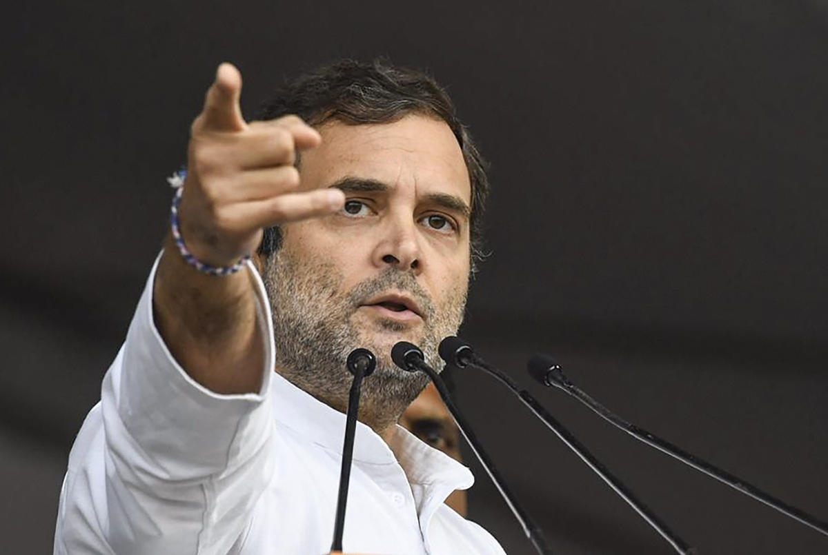 Rahul Gandhi to address a rally in Jaipur on Jan 28