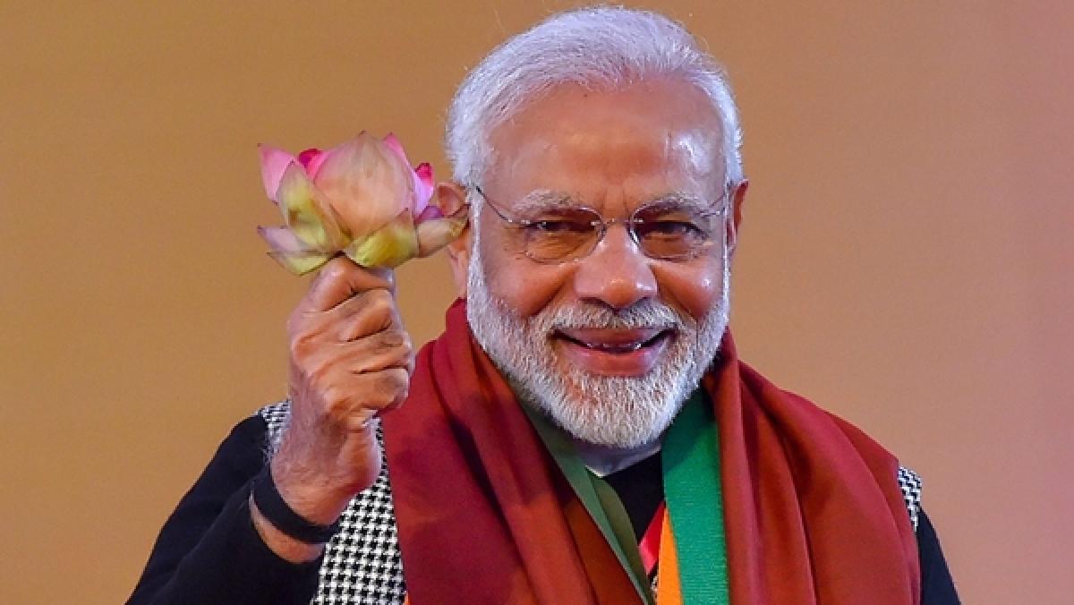 PM Narendra Modi to address 'Mann Ki Baat' at 11 am today