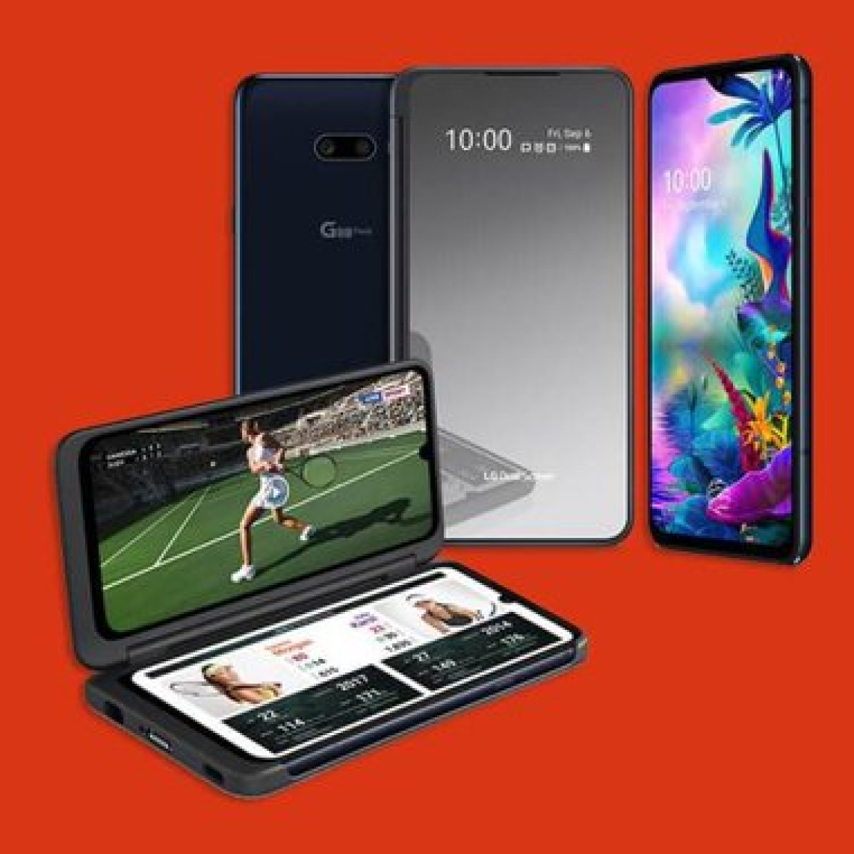 LG to unveil dual-screen 5G smartphone at MWC 2020