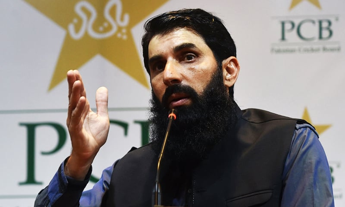 Misbah-ul-Haq lashes out at Bangladesh for refusing to play Tests in Pakistan