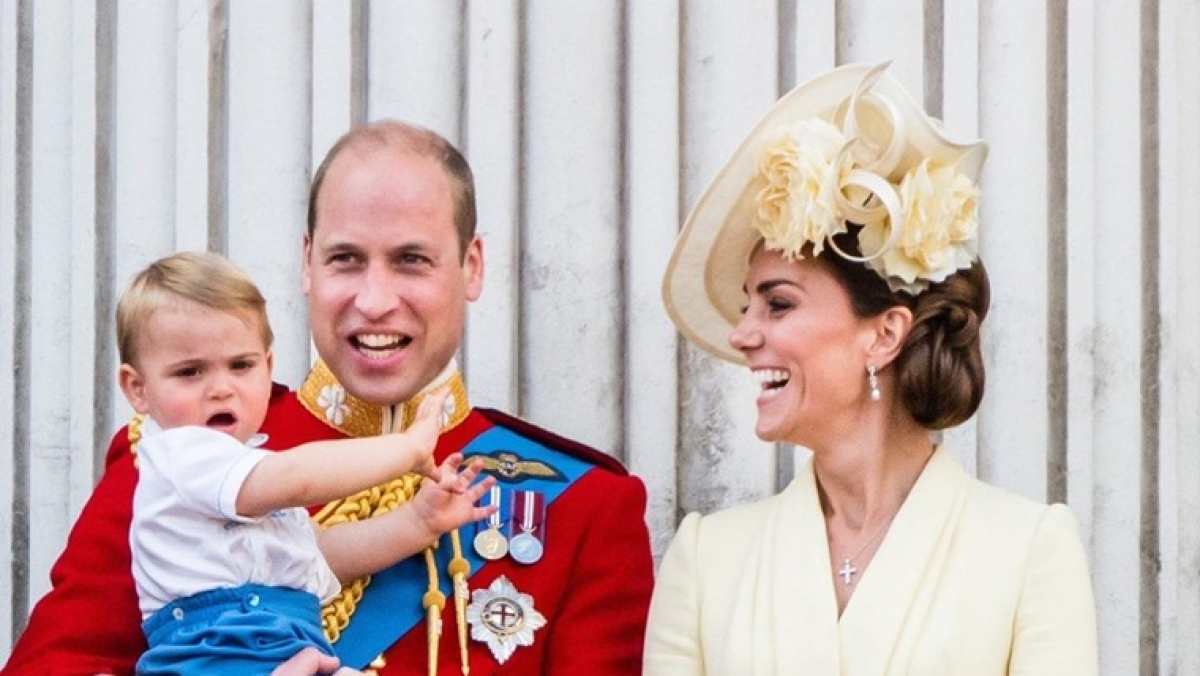 Who is 'Mary'? One of Prince Louis' first words, according to Kate Middleton