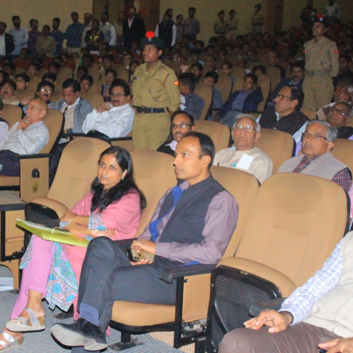 Residents & district administration reflect over clean, green and livable Bhopal