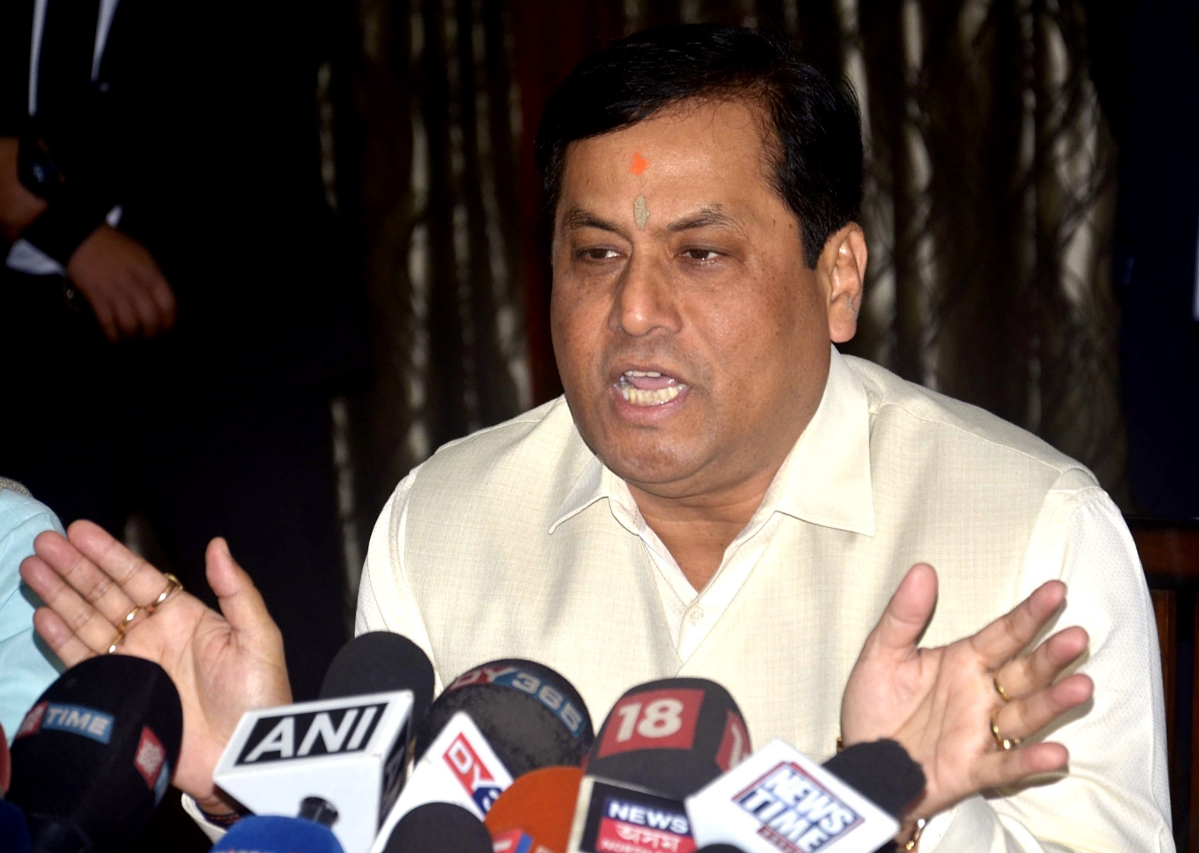 Assam CM Sarbananda Sonowal promises to prepare draft and 'clear the air' around citizenship