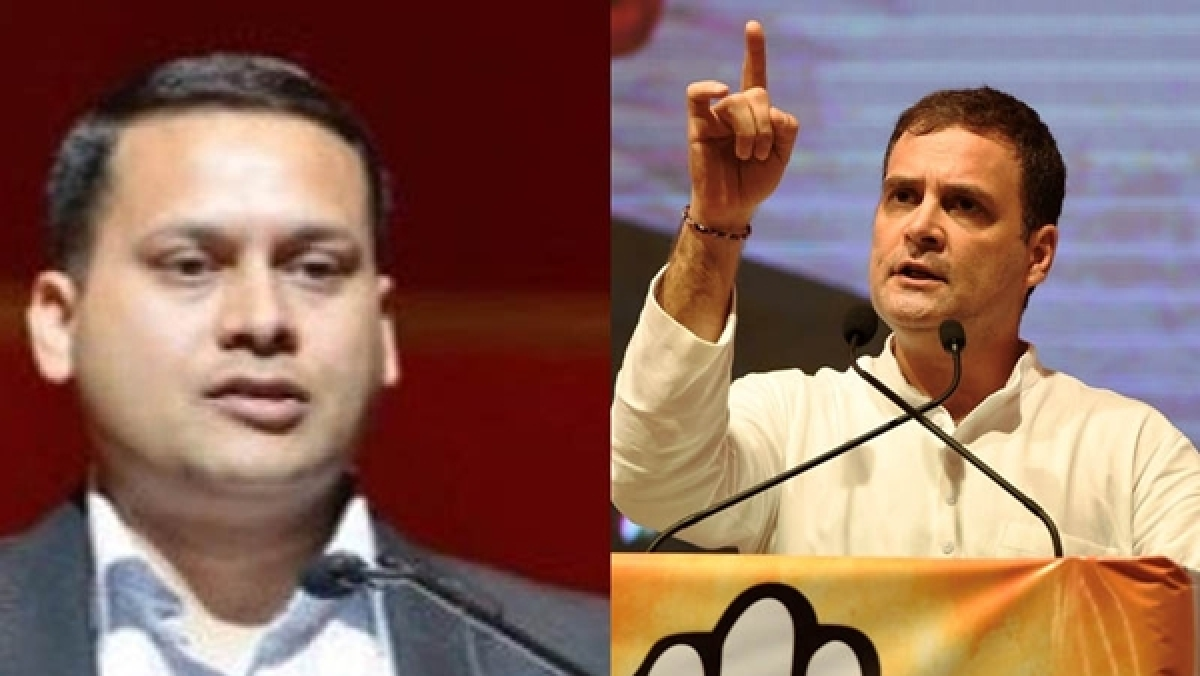 'You will learn how countries handle illegal immigrants': Amit Malviya dares Rahul Gandhi to overstay his visa permit abroad