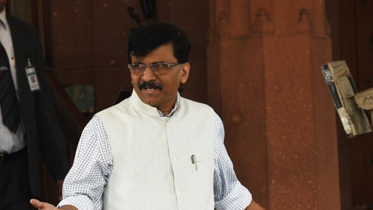 'Some people are spreading rumours': Sanjay Raut not 'upset' about snub to brother by MVA