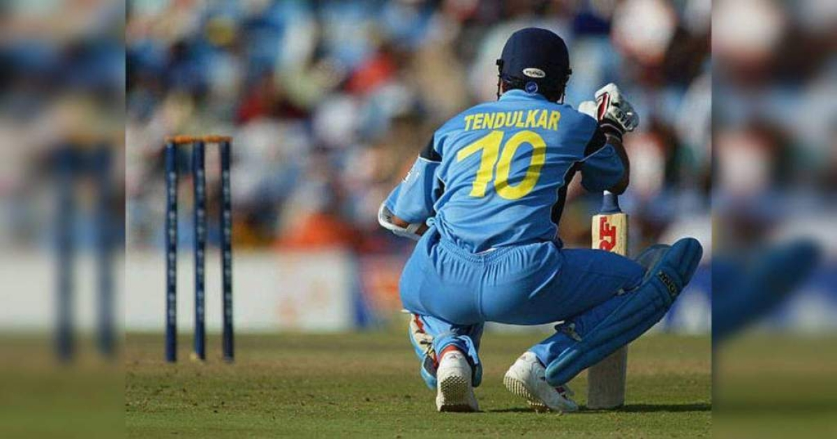 When Master battled cramps and diarrhoea during 2003 World Cup