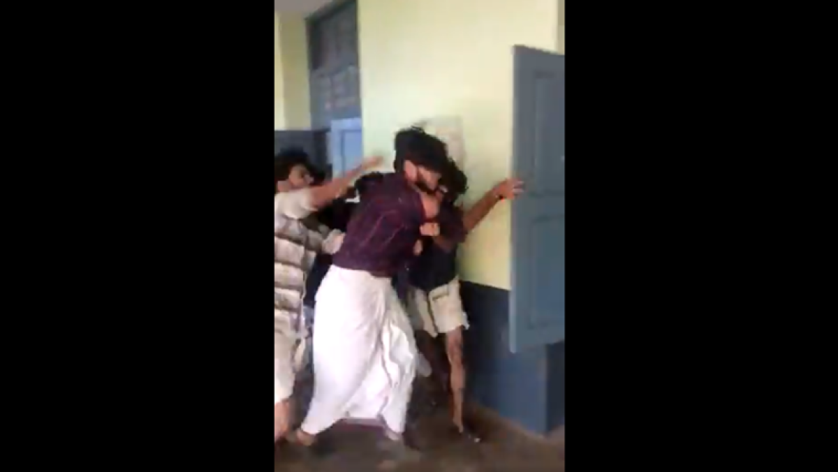 Intolerance much? SFI activists thrash ABVP worker on campus for 'clarifying CAA myths'