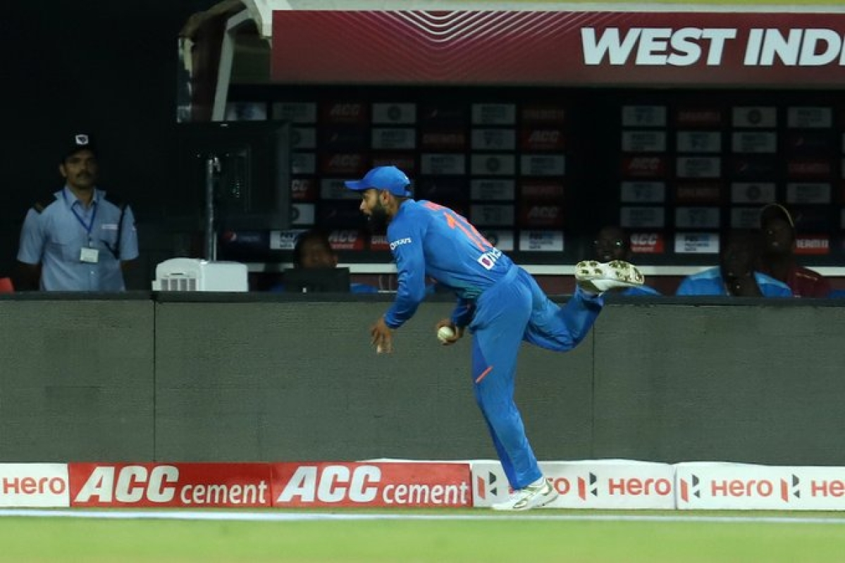 'Virat Kohli to be recommended for Tokyo Olympics 2020?': Twitter reacts to Kohli's stunner that dismissed Hetmyer